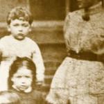 Draycott as Child 1888