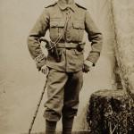 Draycott in Uniform 1902