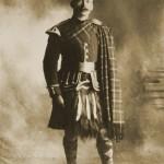 Draycott in Uniform