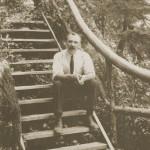 Draycott at Wigwam Inn 1920