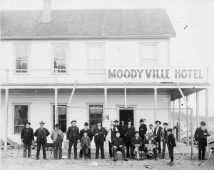 Moodyville 1900. NVMA8841