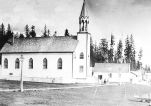 St. Paul's Church 1890. NVMA 50401