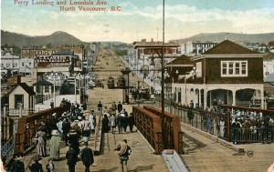 Lonsdale Avenue 1913. NVMA 18771