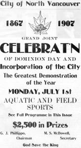 Express Newspaper 1907. NVMA 1907-1