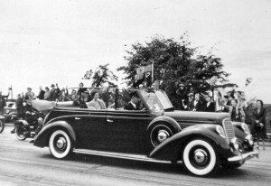 Royal Visit May 1939. NVMA 13264