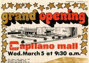 Capilano Mall Expansion 1975. NVMA1975-23