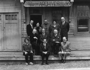 North Shore Museum & Archives members 1974. NVMA 347