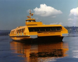 Seabus Launched 1977. NVMA 12754