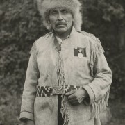 Chief Joe Capilano 1908. NVMA 2579