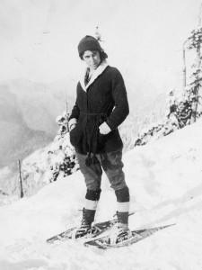 Phyllis Munday 1924. NVMA 5685