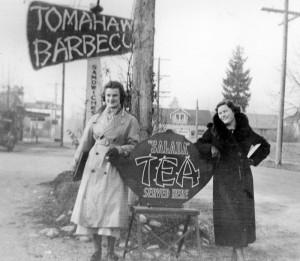 Outside the Tomahawk 1936. NVMA 5227