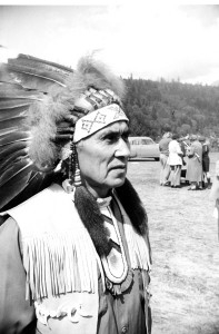 Chief Dan George 1953. NVMA 960.