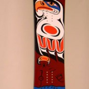 First Nations Snowboard 2009. NVMA 2009.1