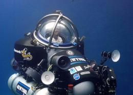 DeepWorker 2000: A deep diving submersible that can reach depths of 2000 feet.