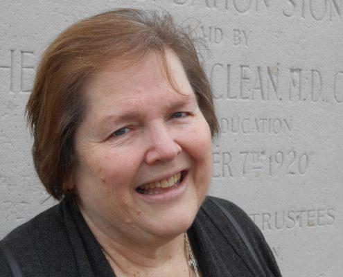 Shirley Sutherland in 2013.
