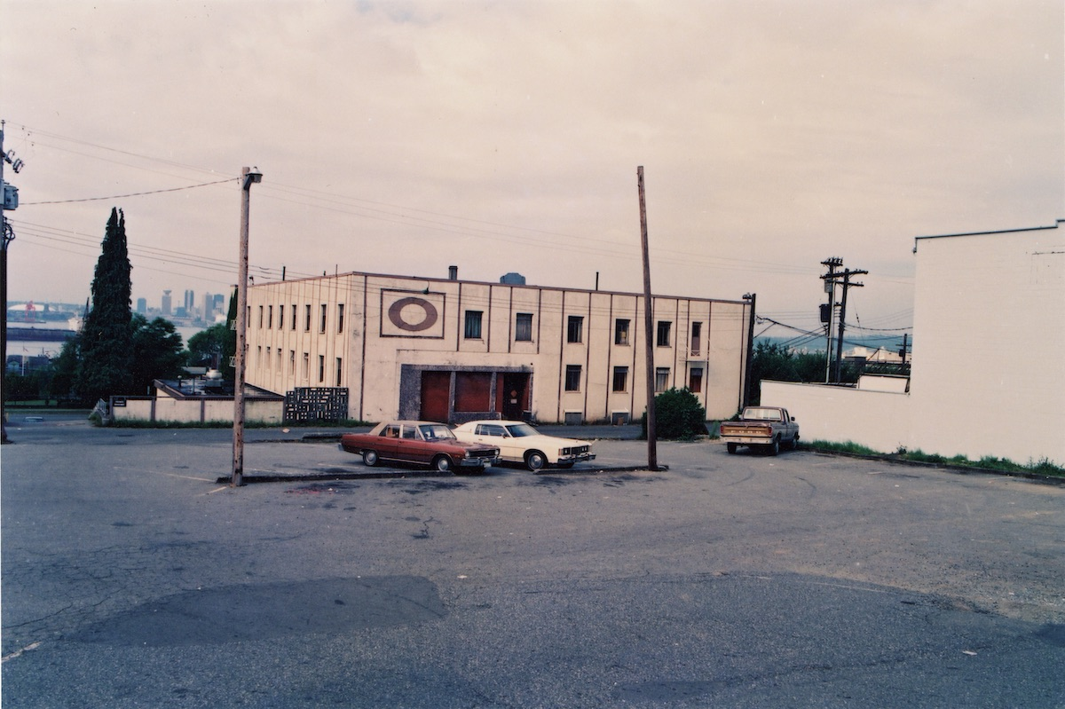 The Olympic Hotel in the 1980s. Photo: Bruce Flanagan, NVMA 160-99.