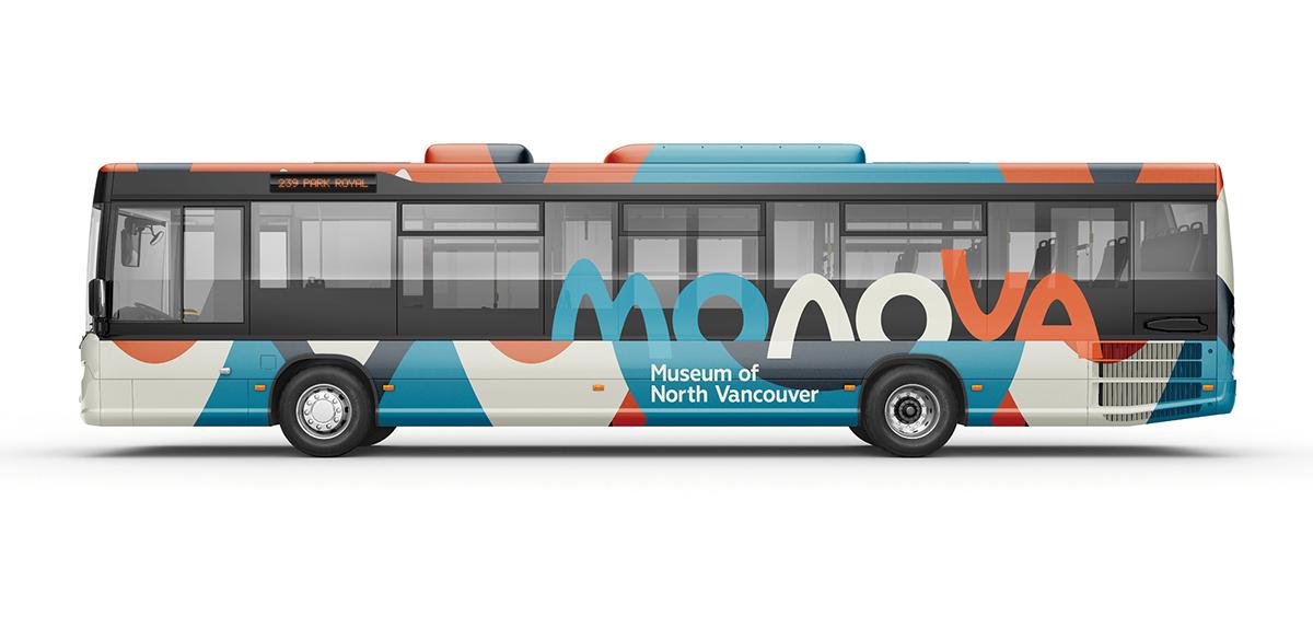 Concept for a future MONOVA bus wrap.