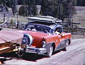 Screenshot from Jack Cash family films.