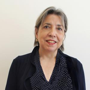 Patricia Wejr, project volunteer.