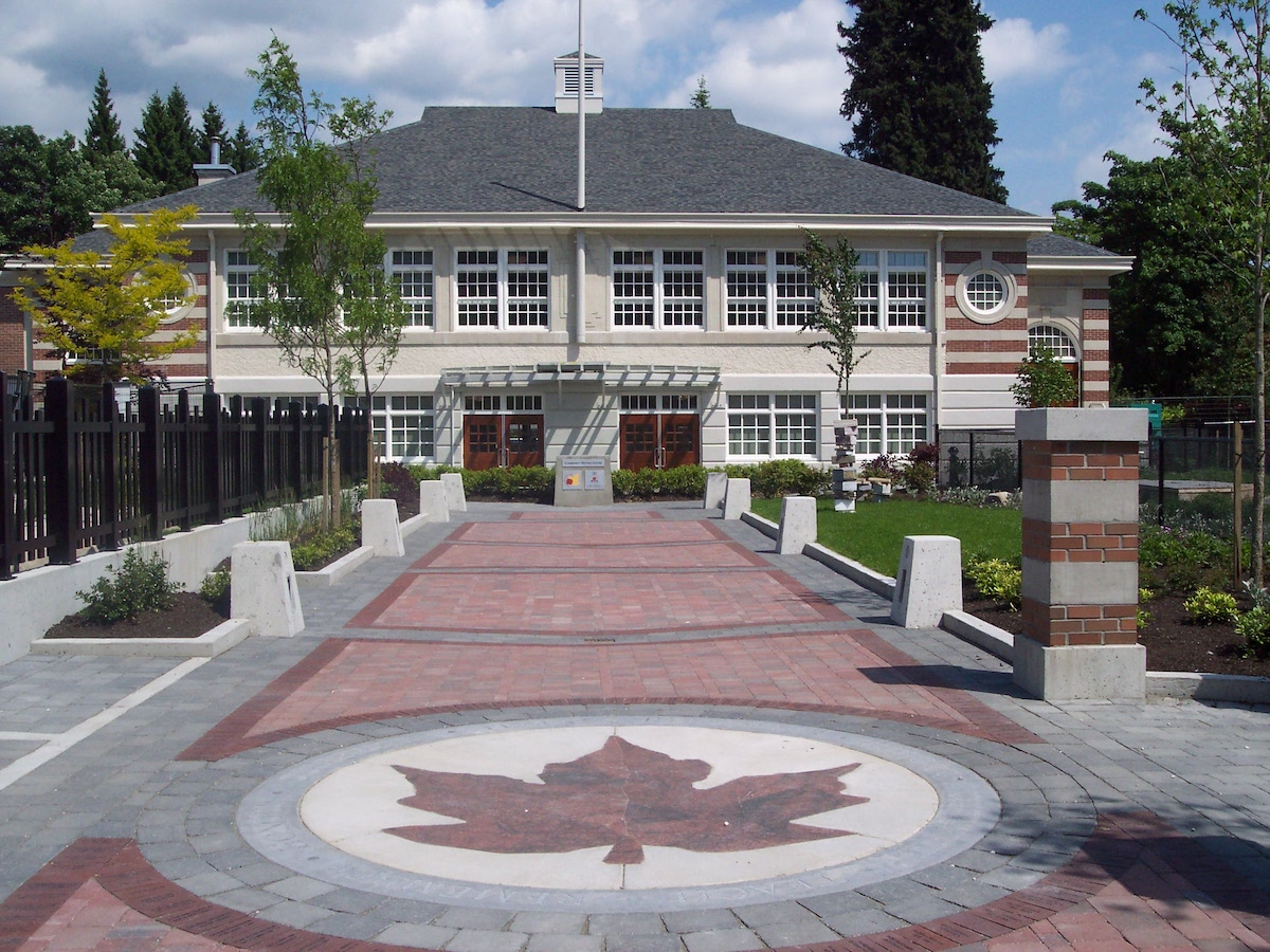North Vancouver Museum and Archives' Community History Centre in 2006. The building is now known as the Archives of North Vancouver under the MONOVA banner. Photo: NVMA